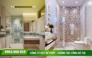 Chi phí xây công trình phụ, nhà tắm