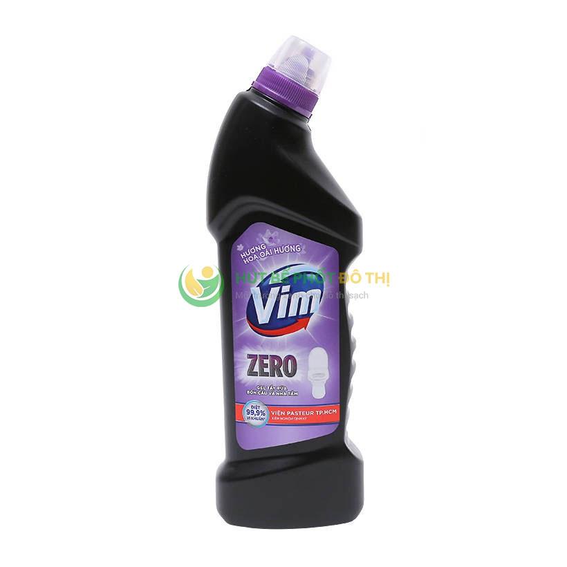 Nước tẩy bồn cầu Vim Zero